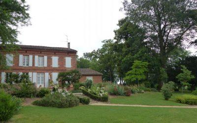 Maison et Parc